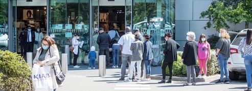 La consommation des ménages français en légère hausse de 0,3% en juin