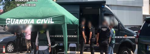 Contrefaçon : 16 millions d'euros de marchandises saisies à la frontière franco-espagnole