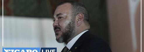 Le roi du Maroc déplore les tensions entre son pays et l'Algérie voisine