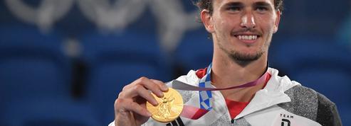 JO : En attendant un tournoi du Grand Chelem, Zverev s'offre l'or olympique