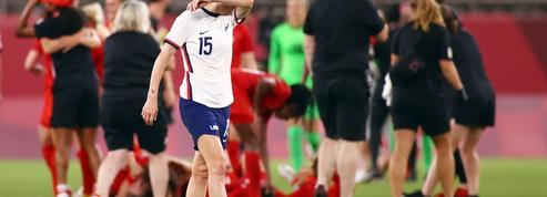 JO : le nouvel échec des Américaines, battues en demi-finales par les Canadiennes