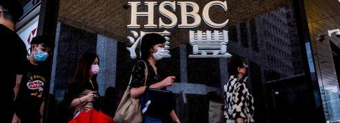 HSBC: le bénéfice net a plus que triplé au 1er semestre