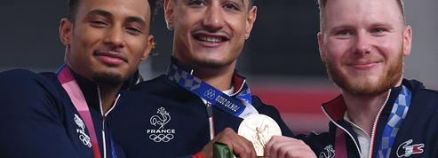 JO : les jeunes pistards en bronze, 24e médaille pour la France