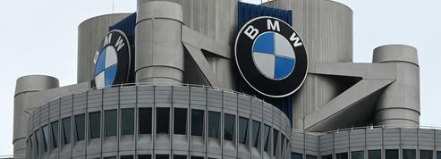 Bénéfice net de 7,6 milliards d'euros au premier semestre pour BMW