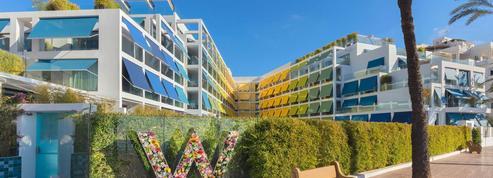 L'hôtel W à Ibiza, l'avis d'expert du Figaro