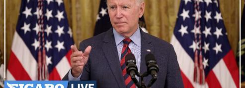 Harcèlement sexuel : Joe Biden appelle le gouverneur de l'État de New York à démissionner
