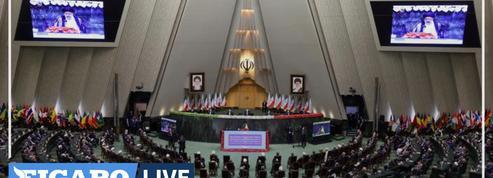 Iran : Le nouveau président Raïssi investi par le Parlement