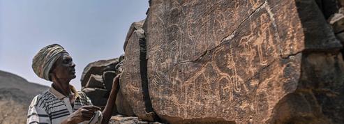 Les gravures du désert de Djibouti racontent la vie de chasseurs et pasteurs sur plusieurs millénaires