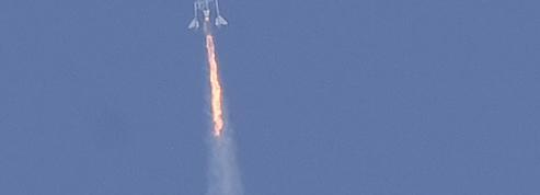 Tourisme spatial: Virgin Galactic met en vente des billets à 450.000 dollars