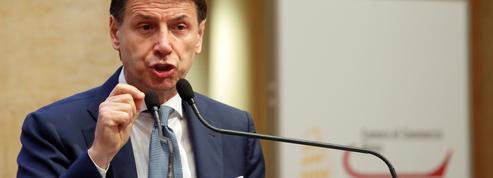 Italie : l'ex-premier ministre Giuseppe Conte prend la tête du Mouvement 5 Etoiles