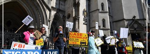 Les États-Unis attaquent le refus de la justice britannique d'extrader Julian Assange