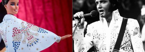Une édition spéciale de la poupée Barbie rend hommage à Elvis Presley