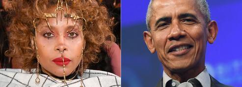 Erykah Badu s'excuse auprès de Barack Obama d'avoir dévoilé les images de sa fête d'anniversaire