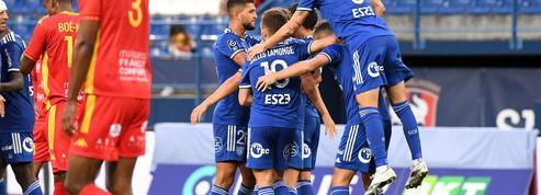 Ligue 2 : Bastia signe son premier succès de la saison contre Quevilly-Rouen