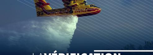 Incendies : la France possède-t-elle suffisamment d'avions bombardiers d'eau ?