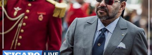 Le roi du Maroc dénonce des «attaques méthodiques» contre son pays