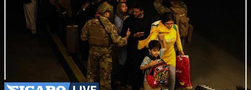 Afghanistan: le bilan s'alourdit à l'aéroport de Kaboul, cerné par les talibans