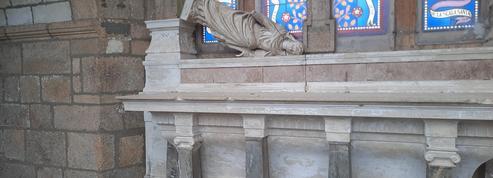 Une statue de la Vierge dégradée par un ado à Sainte-Anne-d'Auray