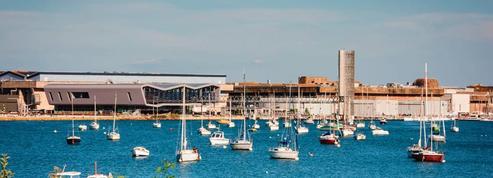 Solitaire du Figaro :Lorient met les voiles