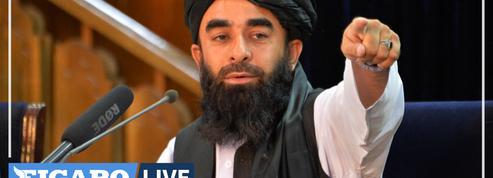 Les talibans demandent l'arrêt des évacuations d'Afghans, les femmes fonctionnaires pourront retravailler