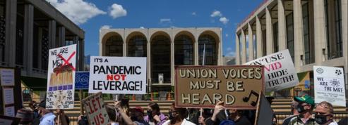 Met Opera de New York: musiciens et direction négocient avant la réouverture en septembre