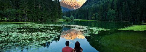 Bouffée d'oxygène dans les Alpes slovènes