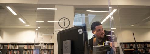 Passe sanitaire obligatoire lundi: inquiétude des agents des bibliothèques