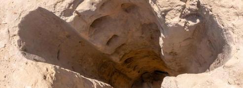 Truffé de puits et de citernes, un faubourg antique d'Alexandrie mis au jour au cœur de la ville