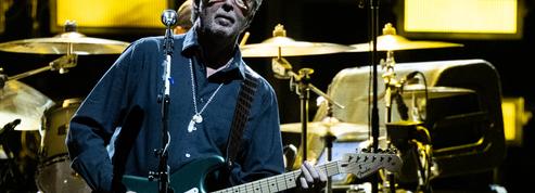 Eric Clapton sort une nouvelle chanson pour continuer sa croisade antivax