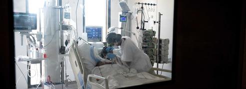 Covid-19 : prioriser les patients, «ça fait partie du job mais ce n'est pas toujours très simple à porter»