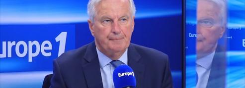 Michel Barnier critique l'exercice «vertical et arrogant» du pouvoir par Emmanuel Macron