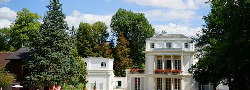 La propriété Caillebotte se rêve en Giverny de l'Essonne