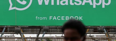 Protection des données : amende record de 225 millions d'euros pour Whatsapp en Irlande