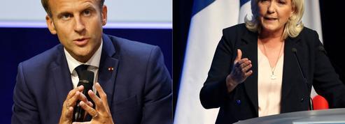 Présidentielle 2022: Macron et Le Pen restent toujours favoris