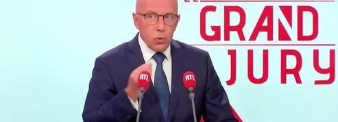 Présidentielle 2022 : «Nous sommes dans une France en déclin», assure Éric Ciotti