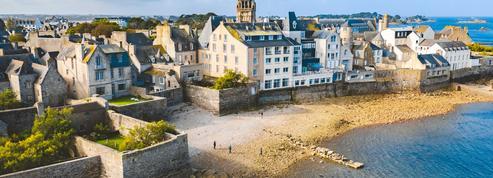 Escale à Roscoff, splendeur bretonne de la baie de Morlaix