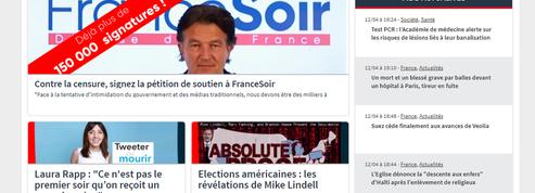 Google coupe la publicité du site FranceSoir