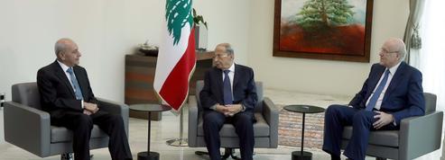 Le Liban forme un nouveau gouvernement, plus d'un an après l'explosion au port de Beyrouth