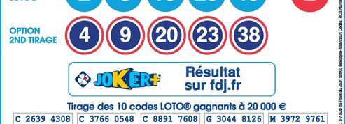 Un jackpot historique de 26 millions d'euros remporté au Loto