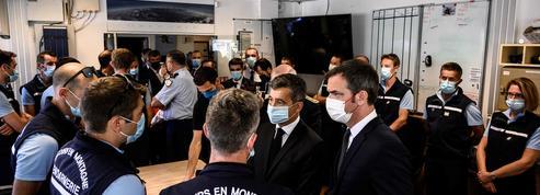 Accident d'hélicoptère en Isère : Darmanin et Véran rencontrent proches et collègues des victimes