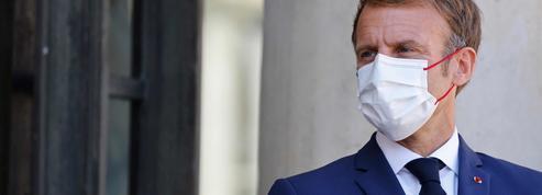 Emmanuel Macron relance le chantier de la sécurité