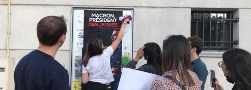 Présidentielle 2022 : les Jeunes avec Macron veulent montrer leur présence sur le terrain