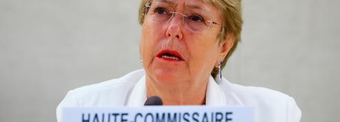 Les dangers environnementaux sont «le plus important défi» aux droits humains, déclare Michelle Bachelet
