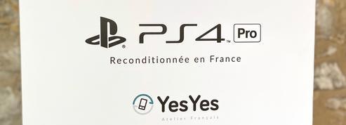 Le reconditionneur YesYes propose des PlayStation 4 remises à neuf