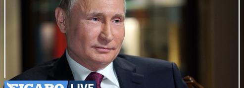 Poutine admet l'existence de «dizaines» de malades du Covid dans son entourage