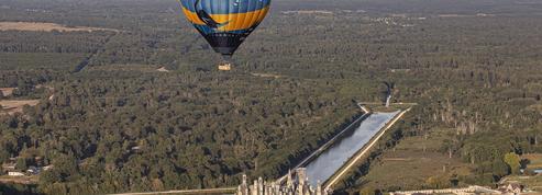 On a testé un vol en montgolfière au-dessus du val de Loire