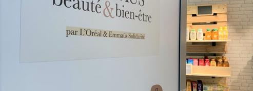 Emmaüs Solidarité ouvre un espace «Beauté & Bien être» à Paris