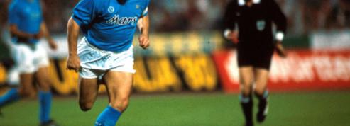 Foot : une série sur le passage de Maradona à Naples ?