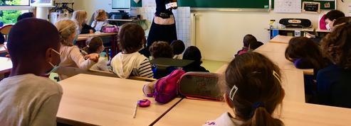 «J'ai hâte d'apprendre à lire et à écrire», les écoliers français se plongent dans les évaluations nationales de français