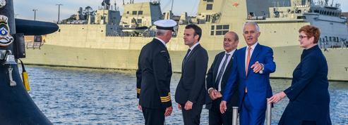 Crise des sous-marins : Paris rappelle ses ambassadeurs aux États-Unis et en Australie